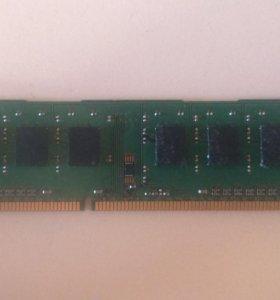 DDR3 DIMM 2 Gb 1333 MHz