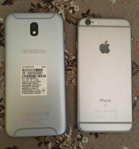 Айфон6с-16гб все родное. Обменяю либо продаю
