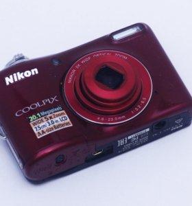 Nikon coolpix L30 запчасти