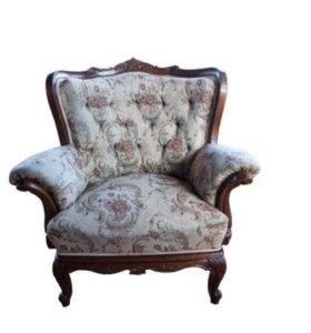 Кресло из массива бука (Румыния)