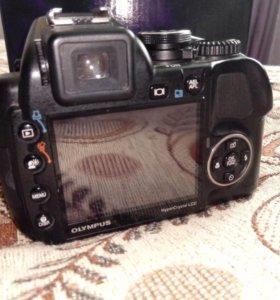 Фотоаппарат olympus sp-570uz ultra zoom 20x!!!