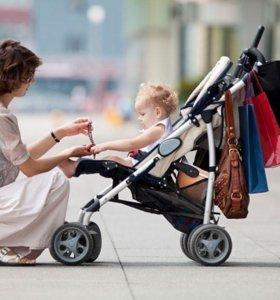 Ремонт детских колясок, велосипедов...
