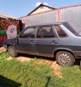 ВАЗ (Lada) 21099, 2001