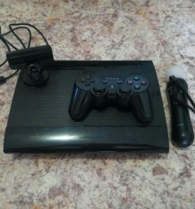 Sony PlayStation 3 500 gb super slim