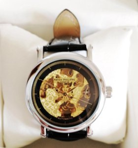 Часы механические PATEK PHILIPPE Skeleton