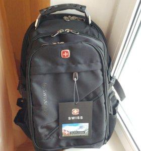 Рюкзак мужской новый Swissgear