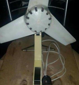 Вентилятор настольный мощный