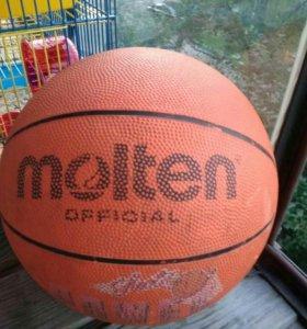 Баскетбольный мяч , Molten