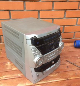 Sharp cd-ba1200