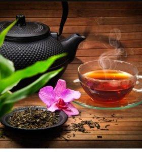 Иван чай (кипрей узколистный) ферментированный