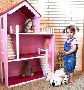 Кукольные домики под заказ