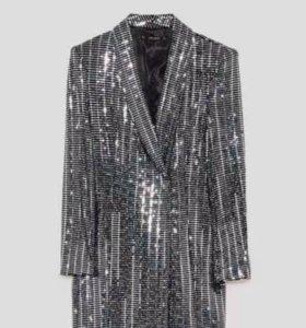 Платье - пиджак (вечернее)