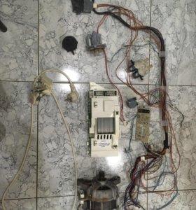 Блок управления стиральной машины