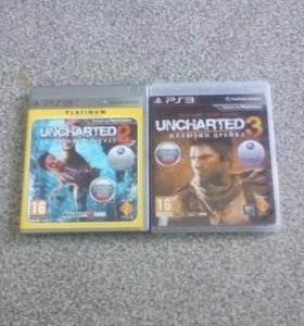 PS3: Uncharted 2 Among Thieves и др.