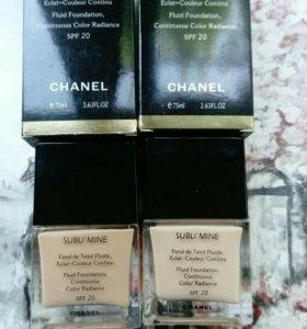 Тональный крем для лица Chanel