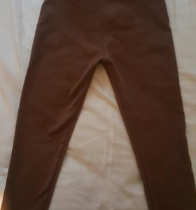 Детские брюки (перед искусственная замша)