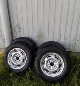 колёса R13 на ваз