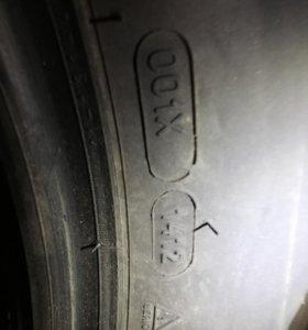 Michelin 255 65 r17 шины зимние