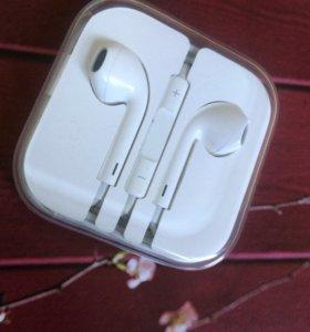 Наушники iPhone 5s original