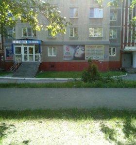 Квартира, свободная планировка, 65 м²