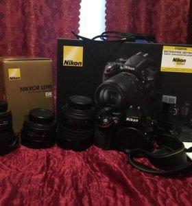 Nikon D5100 Kit 18-105VR Black