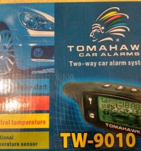 Сигнализация с автозапуском Tomohawk