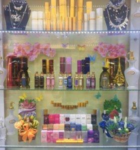 Требуется продавец парфюмерии и косметики