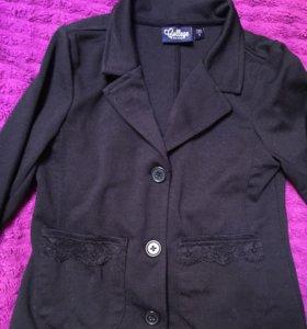 Пиджак школьный 134