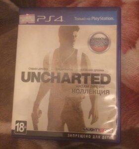 Uncharted, Дрейк коллекция