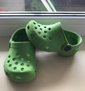 Crocs р.4-5