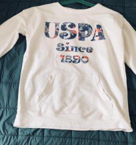 Кофта для девочки оригинал U.S.Polo 152