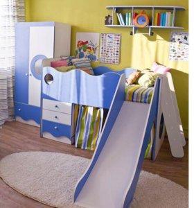 Мебель для детской «Морячок»