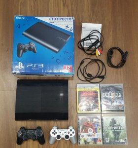 Sony PlayStation 3. Ps3.