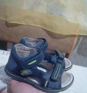 Детские сандали!