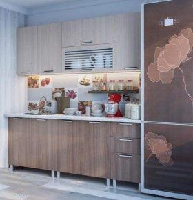 Кухня Карамель 2 м.