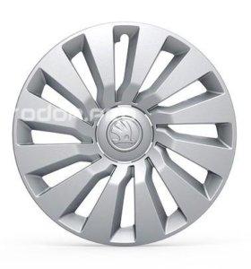 """Колесные колпаки """"TEKTON"""" R16 6.5J Skoda Octavia"""