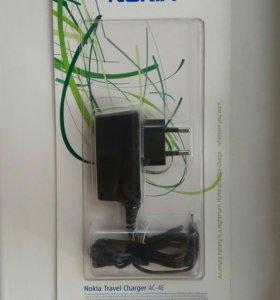 Новый зарядник Nokia фирменный