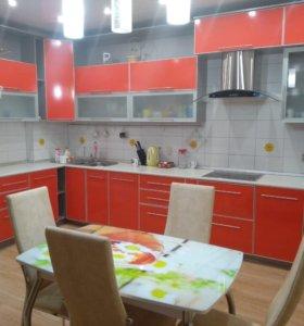 Квартира, 3 комнаты, 84.3 м²