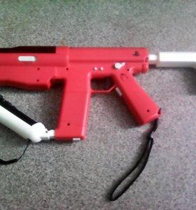 PS3: Sharp Shoot Автомат для PS Move.
