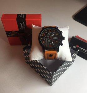 мужские часы curren lux