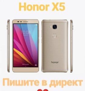 Смартфон Huawei Honor X5