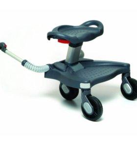 Сиденье-подножка к коляске Litaf Pick-Up+ремни