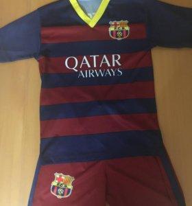 Футбольная форма Барселона, р.140-146