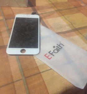 Экран iPhone 6 white