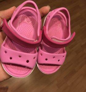Crocs детские 19-21 р