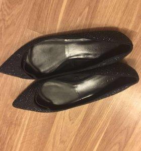 Туфли Зара размер 40