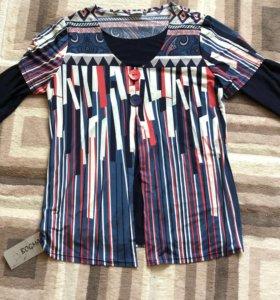 Новая блуза 46 р
