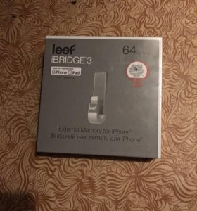 Внешний накопитель для IPhone 64gb