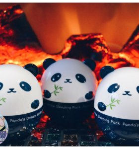 Ночная несмываемая маска Tony Moly Panda's Dream