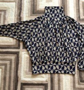 Новая блуза универсального кроя